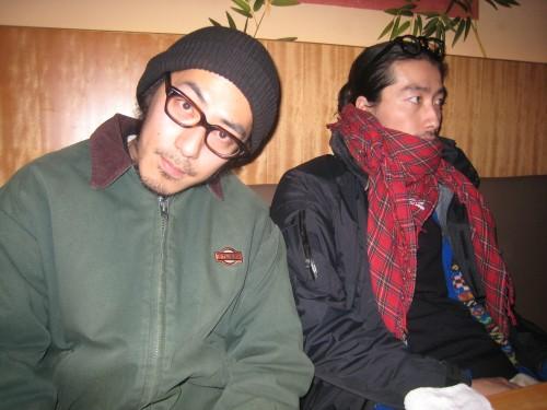 2009 / 初ご飯会!
