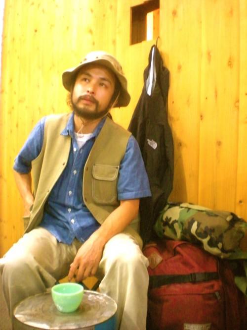 都会でキャンプ from Mori