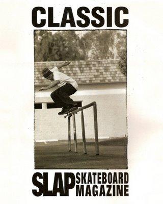 Skate frame