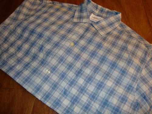 ノーコンとシャツ