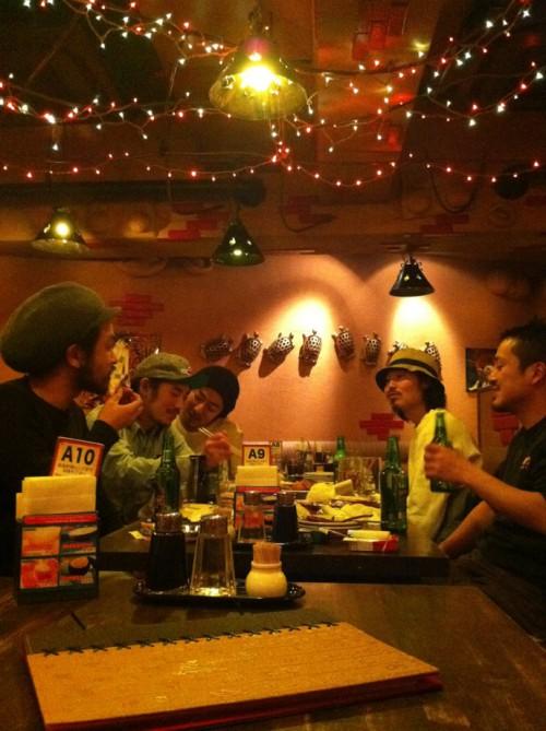 収穫の夜 from Mori