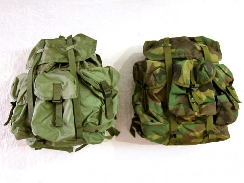 Bag Pack 。from Kadota