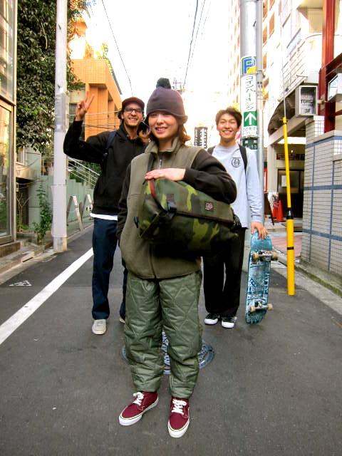 出勤STYLE!!  from MAA