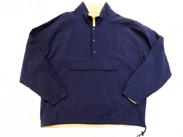 old gap nylon anorak