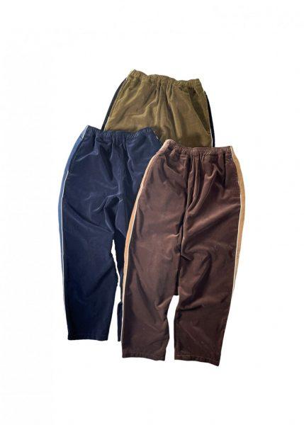 Comfortable Reason Velvet Trousers